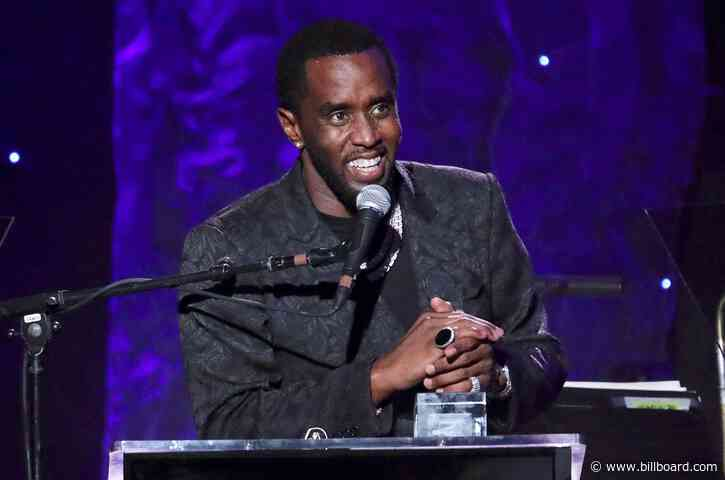 Sean 'Diddy' Combs Signs With WME, Starts Development Program for Underrepresented Students