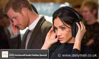 Meghan and Harry have given Spotify just 35 minutes of content so far in their £18m deal