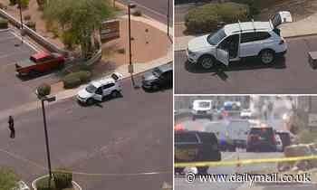 One dead, 12 injured after random drive-by shooting spree near Phoenix