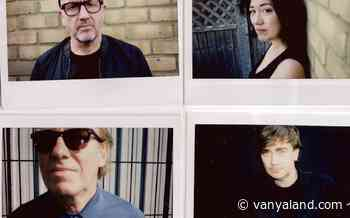 Piroshka pay tribute to 4AD's Vaughan Oliver with the echoing 'VO' - Vanyaland