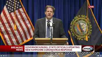 Weekly coronavirus press conferences end with loosening of restrictions - Concord Monitor