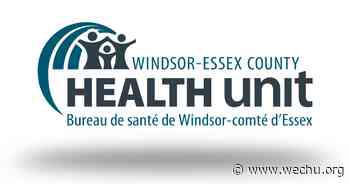 Media Statement Regarding Mixing and Matching COVID-19 Vaccines - Windsor-Essex County Health