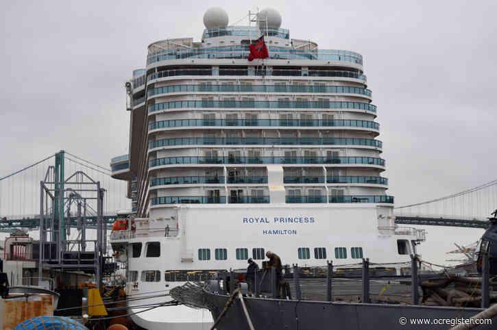 Princess Cruises plans fall sailings departing from LA, SF, Ft. Lauderdale
