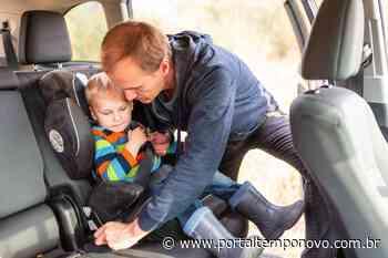 Mais de 80 condutores da Serra foram multados por transportar crianças inadequadamente - Portal Tempo Novo