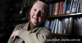 Uma das historiadoras mais importantes da Serra, caxiense Loraine Slomp Giron morre aos 84 anos - GauchaZH