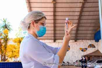 Com sobra de doses, Serra ainda possui 1.300 vagas para vacinar moradores contra Covid-19 - Portal Tempo Novo