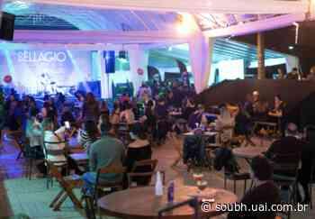 Do sertanejo ao rock: Bellagio Villa Bar, no Vila da Serra, tem programação musical eclética   Notícias Sou BH - Portal Uai