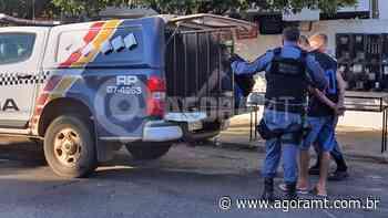 Polícia prende dois suspeitos de furto em Tangará da Serra - AgoraMT