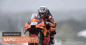 """Miguel Oliveira """"confiante"""" mas com """"os pés no chão"""" no GP da Alemanha de MotoGP - SAPO Desporto"""