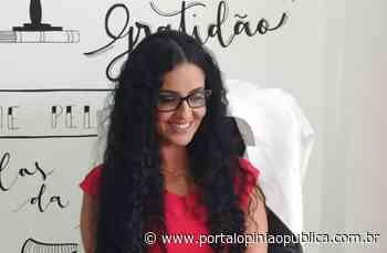 Wanessa Bomfim destaca trabalho de Marcelo Oliveira para ampliar oferta de leitos voltados ao tratamento da Covid-19 em Mauá - Portal Opinião Pública