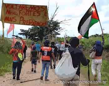 """Poema: """"De repente Palestina"""", de Rui Oliveira - A Nova Democracia"""