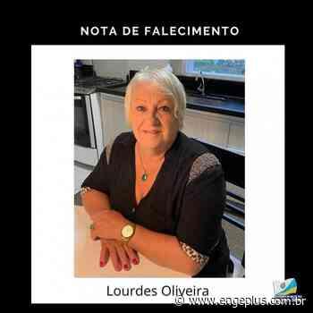 Nota de falecimento: Lourdes Oliveira - Engeplus