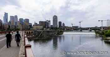 As Minnesota rivers run lower, drought worries rise - Minneapolis Star Tribune
