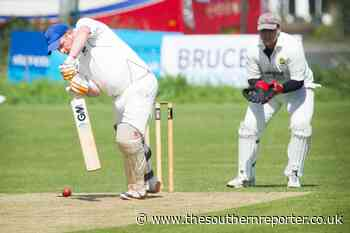 Melrose win rare cricketing derby at St Boswells - The Southern Reporter