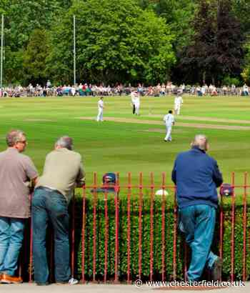 Chesterfield Festival of Cricket fixtures moved to Derby due to government restrictions - Destination Chesterfield - Destination Chesterfield
