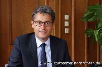 Bewerbung in Leinfelden-Echterdingen - Michael Lutz macht einen Rückzieher - Stuttgarter Nachrichten