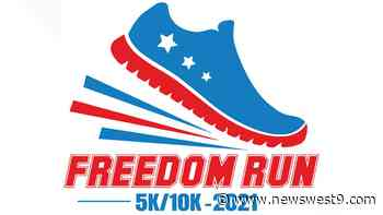 Freedom Run being held in Midland on July 3 - NewsWest9.com