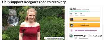 GoFundMe page started for Midland-area teen struck by car - MLive.com