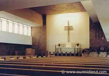 Window into Midland's Past: Christ Episcopal Church by Alden B. Dow - Midland Daily News