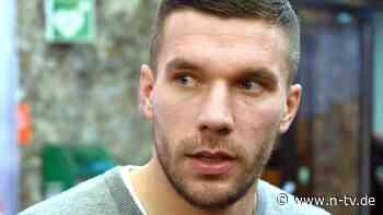 Dialog oder nicht?: Podolski widerspricht FC-Präsident