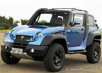 Jipe rival do Troller produzido em Sobral será vendido na África - Focus.Jor