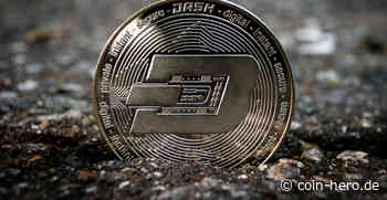 Dash-Kurs-Prognose für Juni 2021 - wie geht es weiter für DASH? | Coin-Hero - Coin-Hero