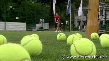 Bad Homburg wird zum Nabel der Tennis-Welt - hessenschau.de