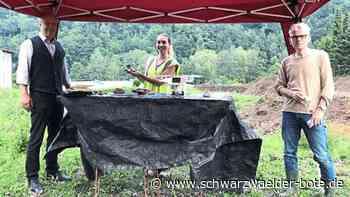 Grabungen in Bad Liebenzell - Was schlummert im Boden des Ochsenareals? - Schwarzwälder Bote