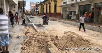 Celaya Obras: A finales de agosto terminan en Benito Juárez - Periódico AM