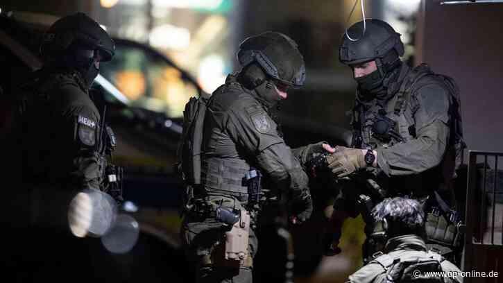 Hanau: Verdächtigte Beamte des SEK waren beim Anschlag im Einsatz - op-online.de
