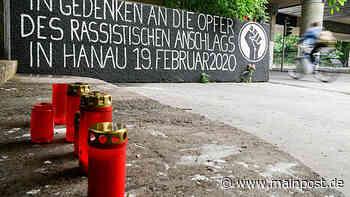 Anschlag von Hanau: Neues Mahnmal in Würzburg gedenkt der Opfer - Main-Post