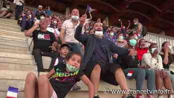 France-Allemagne : ambiance garantie à Bron, le fief de Karim Benzema - Franceinfo
