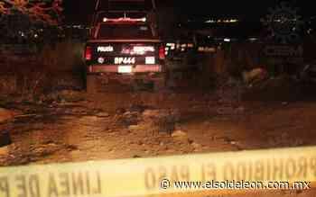 La hiere bala pérdida en Barranca de Venaderos - El Sol de León