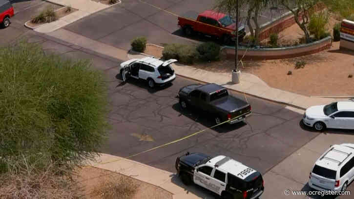 One dead, several injured in Phoenix-area shooting spree