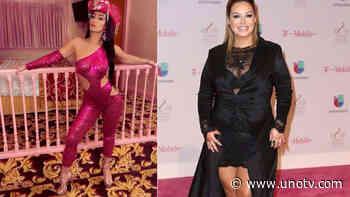 """Victoria """"La Mala"""" se reconcilia con """"Chiquis"""" Rivera y graban dueto - Uno TV Noticias"""