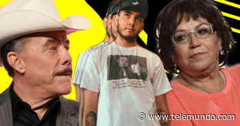 Johnny López, en medio del drama con Doña Rosa, Don Pedro Rivera lo sorprende - Telemundo