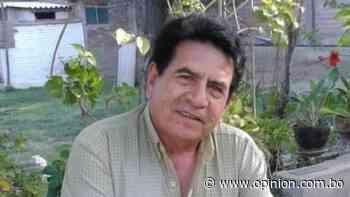 Fallece el profesor Jhonny Rivera por complicaciones de la COVID-19 - Opinión Bolivia