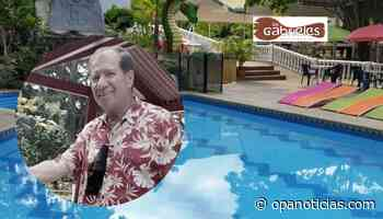 Falleció Gabriel Jiménez, propietario del reconocido Hotel Los Gabrieles de Rivera - Opanoticias