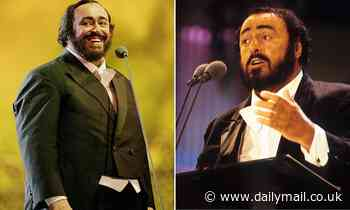 BAZ BAMIGBOYE: It's Pavarotti - the musical! Legendary opera star gets stage show