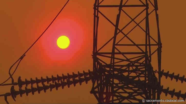 Counties Around Sacramento Region Could See Rolling Blackouts Thursday Evening