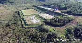 Parque das Andorinhas, em Ouro Preto, será revitalizado - Estado de Minas