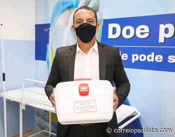 Hospital Antônio Giglio em Osasco conta com sala de terapia para receber plasma de curados da Covid-19 - Correio Paulista