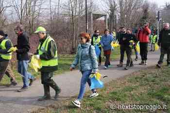 """""""Puliamo Vezzano"""": famiglie, volontari e cittadini uniti per l'ambiente sabato 5 giugno - Next Stop Reggio"""