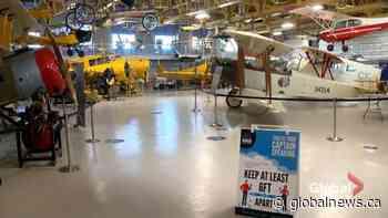 Calgary's Hangar Flight Museum reopens after lengthy shutdown