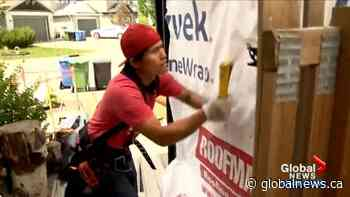 Calgary homeowners warned about pop-up siding companies