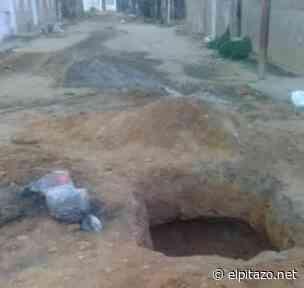 Habitantes de Altos de Clarines viven hace 20 años entre aguas negras - El Pitazo