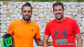 ¡Cambio de cromos! Pablo Lijó jugará con Juan Martín Díaz y Coki Nieto con Tito Allemandi - Padel Addict