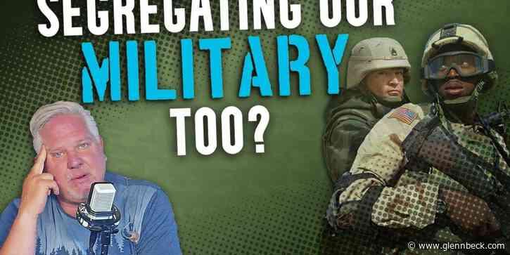 Woke Pentagon SEGREGATES our military for 'privilege walks'
