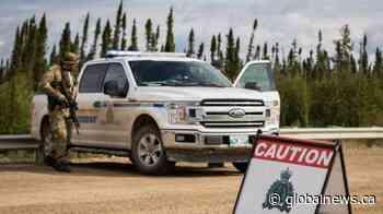 Manitoba manhunt for Eric Wildman, charged in murder