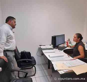 Analiza Edgar Chaparro trabajos ministeriales en Guachochi - El puntero